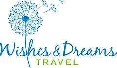 Wishes & Dreams Travel Logo