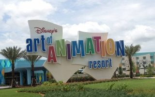 A Review of the Art of Animation resort in Walt Disney World