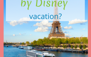What is an Adventures by Disney vacation?
