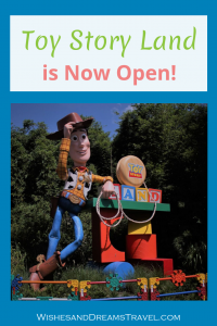 Toy Story Land is Now Open!